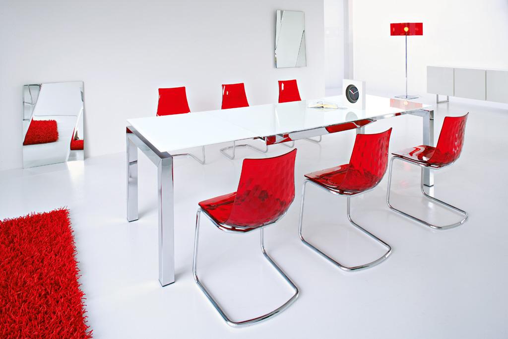 tavolo calligaris bianco