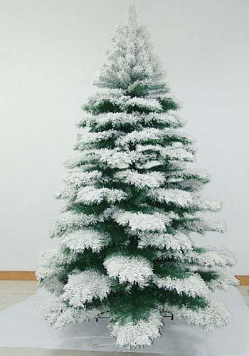 Galleria foto - Come addobbare l'albero di Natale bianco? Foto 56