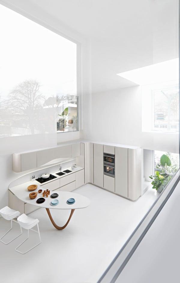 Ola Snaidero: design in cucina
