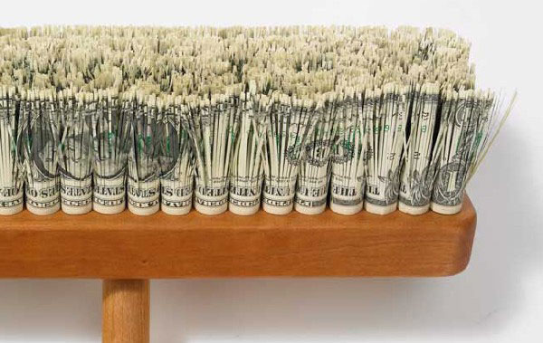 crisi economica in una scopa
