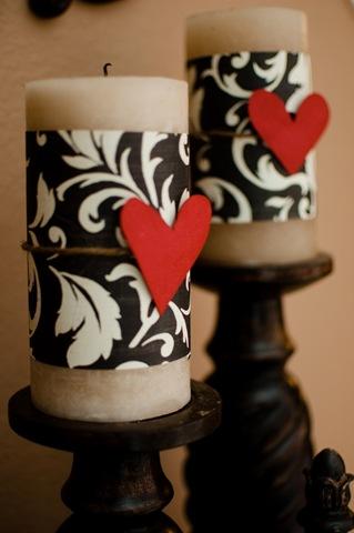 Galleria foto - Candele romantiche per San Valentino Foto 14
