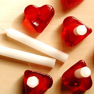 Galleria foto - Candele romantiche per San Valentino Foto 9