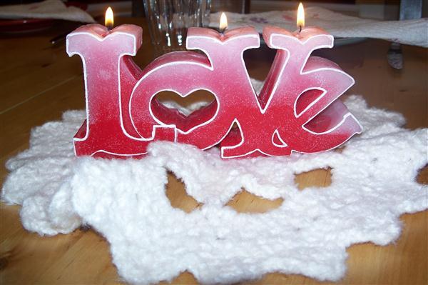 Galleria foto - Candele romantiche per San Valentino Foto 4