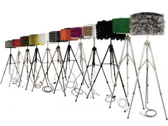 REWASHLAMP: le lampade ricavate dal riciclo delle lavatrici