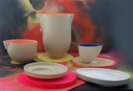 ceramiche fluo