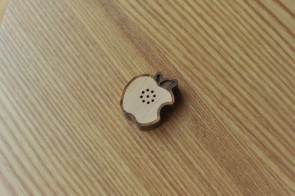 altoparlanti mela