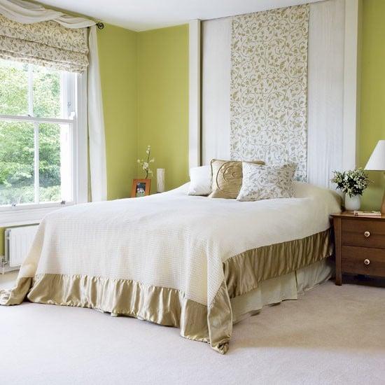 Dipingere pareti della camera da letto colori