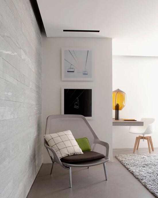 Galleria foto - Arredo moderno per uno chalet di montagna Foto 1