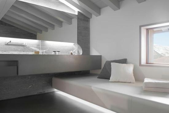 Galleria foto - Arredo moderno per uno chalet di montagna Foto 8