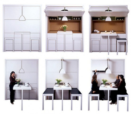 Cucine compatte design