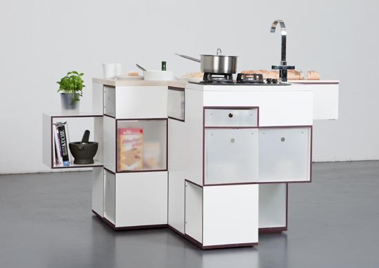 cucina modulare personalizzabile