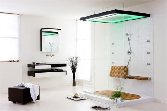 Galleria foto - Come tinteggiare le pareti del bagno? Foto 42