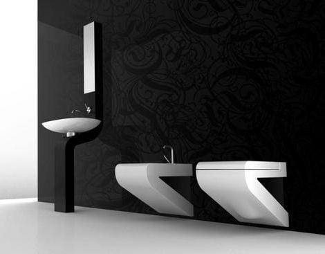 Galleria foto - Come tinteggiare le pareti del bagno? Foto 18