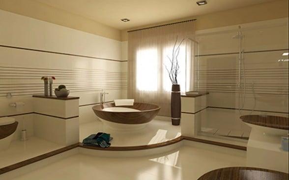 Colore bagno cool residenza spirito santo roma un bagno di colore
