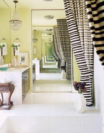 Galleria foto - Come tinteggiare le pareti del bagno? Foto 6