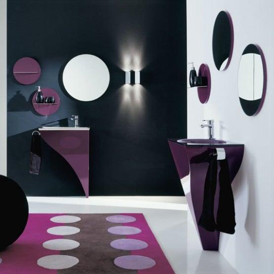 Galleria foto - Come tinteggiare le pareti del bagno? Foto 2
