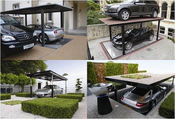 parcheggio intelligente