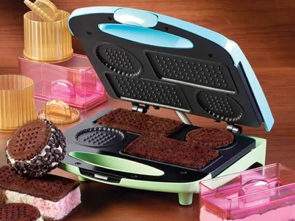macchina per gelati confezionati