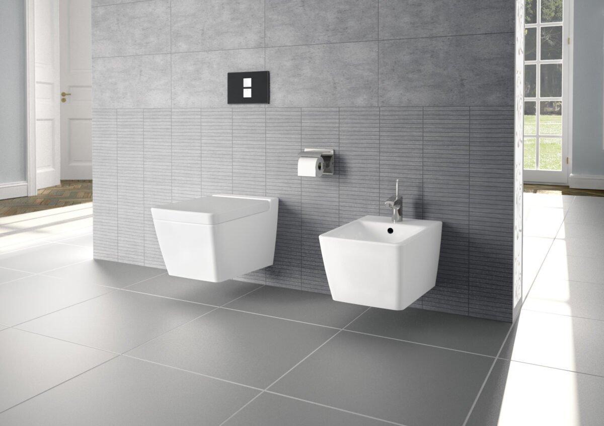 T4 di Vitra: arredo bagno di classe