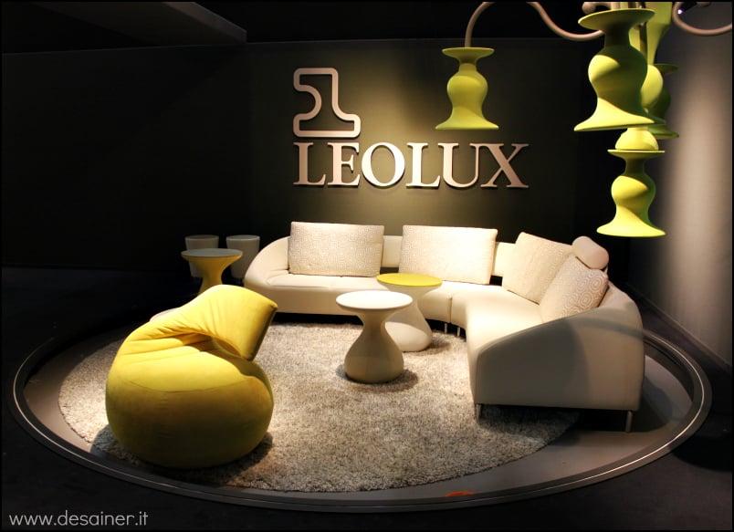 leolux salone del mobile
