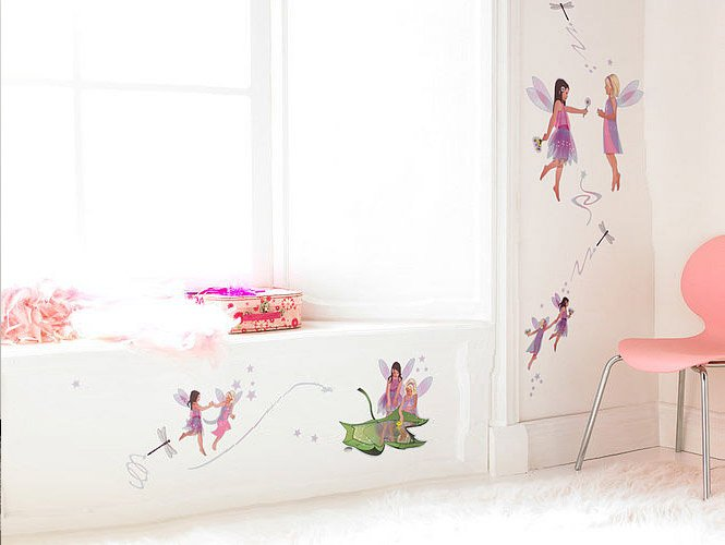 wall stickers camerette 23