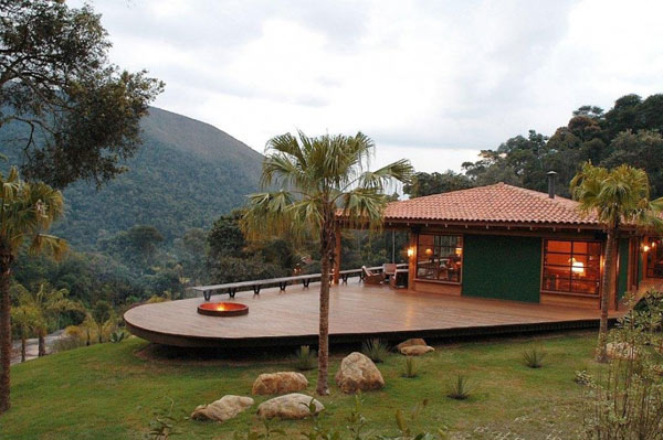 casa in brasile