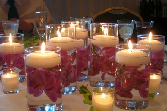 centrotavola matrimoni fiori in acqua (2)