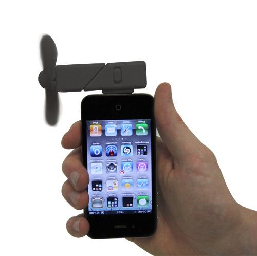 Galleria foto - Ventilatore portatile per iPhone Foto 3