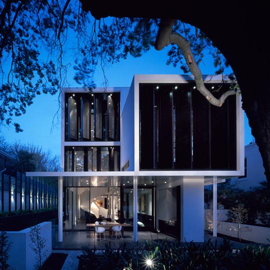 Casa ecosostenibile: il progetto di una villa speciale a Melbourne