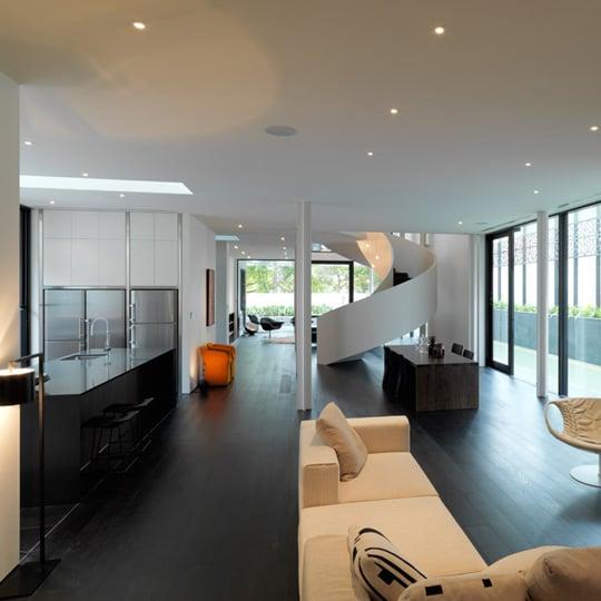 casa ecologica design moderno