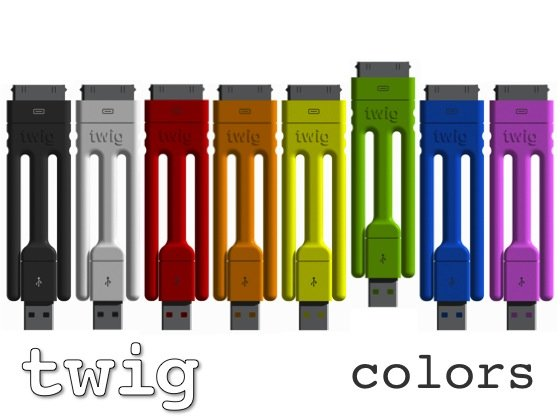 Twing: cavo usb portatile per iPhone