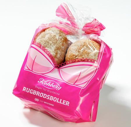 confezione per pane originale