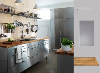 Ikea Cucine Prezzi. Great Obd Sit Marvelous Ikea Kitchen Veddinge ...