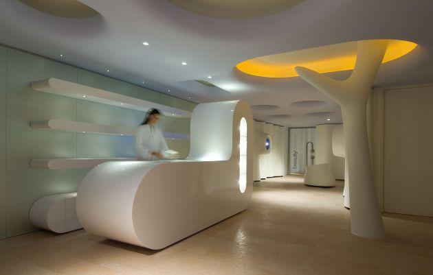Centro benessere arredamento for Sito arredamento design