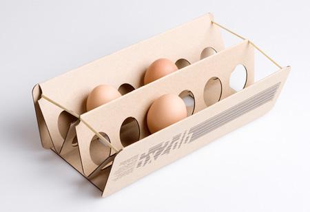 imballaggio uova