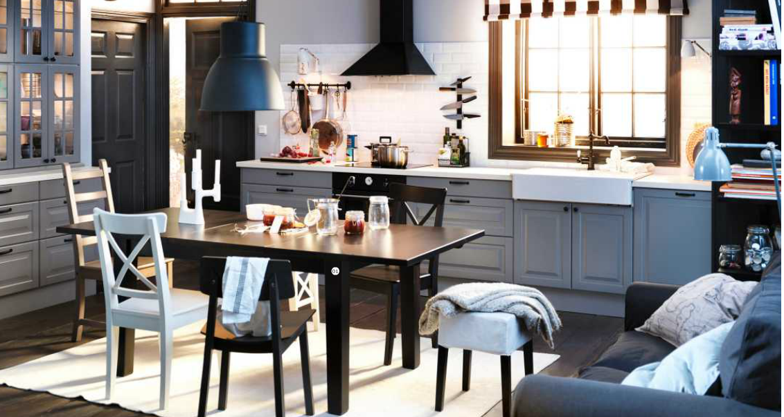 Cucine ikea for Aziende cucine design