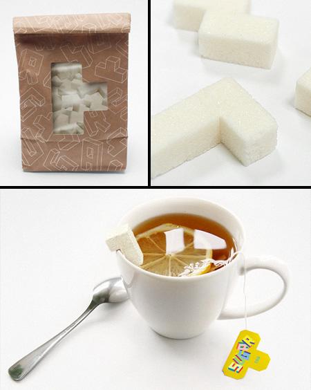 zucchero forma originale