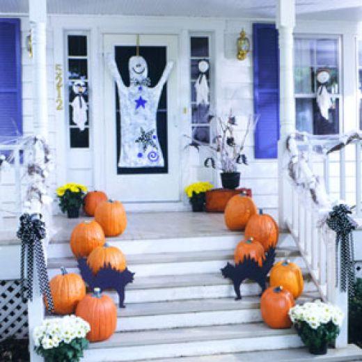 Galleria foto - Addobbi per Halloween: fai da te Foto 61