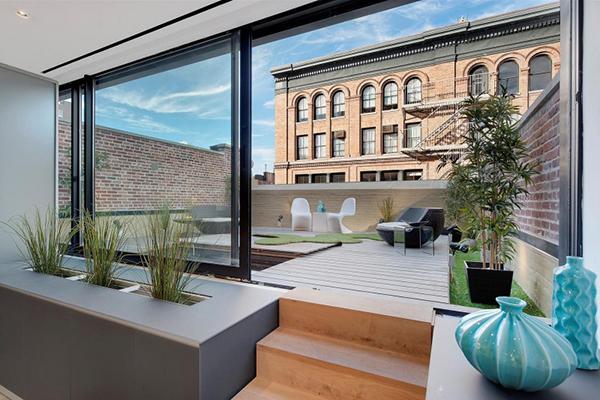 loft moderno arredo
