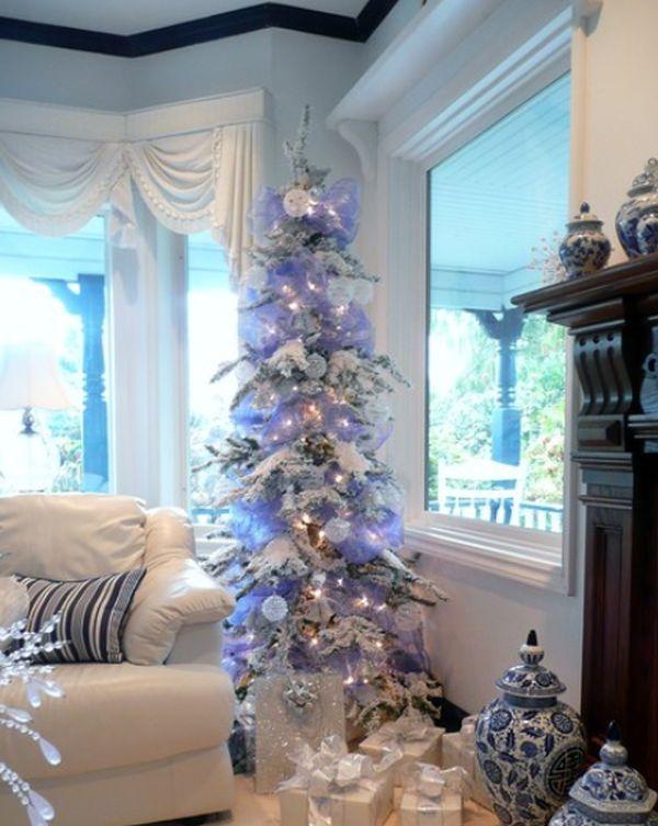 albero-bianco-viola-design