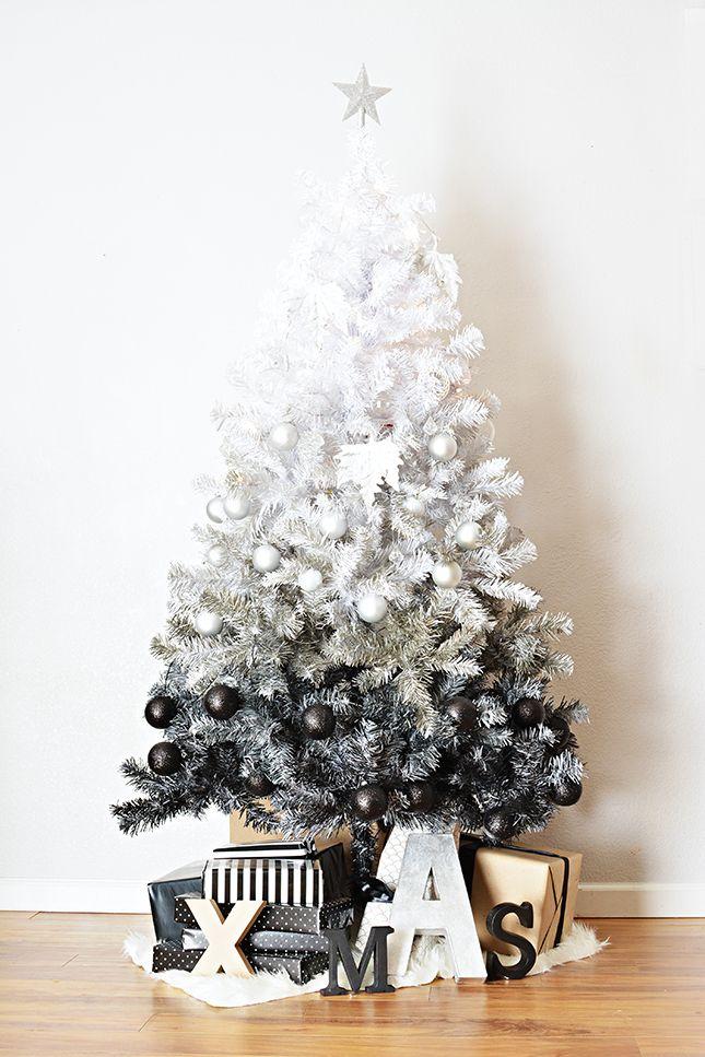 albero-natale-bianco-nero