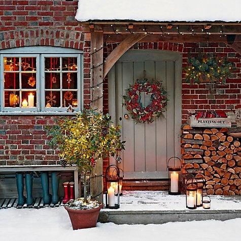 Galleria foto - Addobbi natalizi per giardino Foto 1