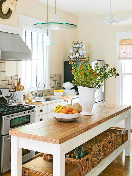Galleria foto - Quale piano di lavoro scegliere per la cucina? Foto 28
