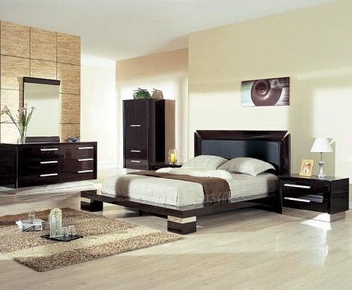 Galleria foto - 100 idee per arredare una camera letto moderna Foto ...