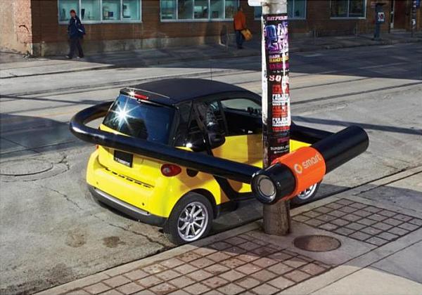 auto pubblicità