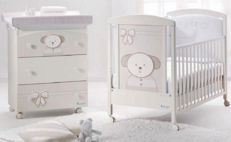 azzurra design: camerette per neonati - Arredamento Neonati Design
