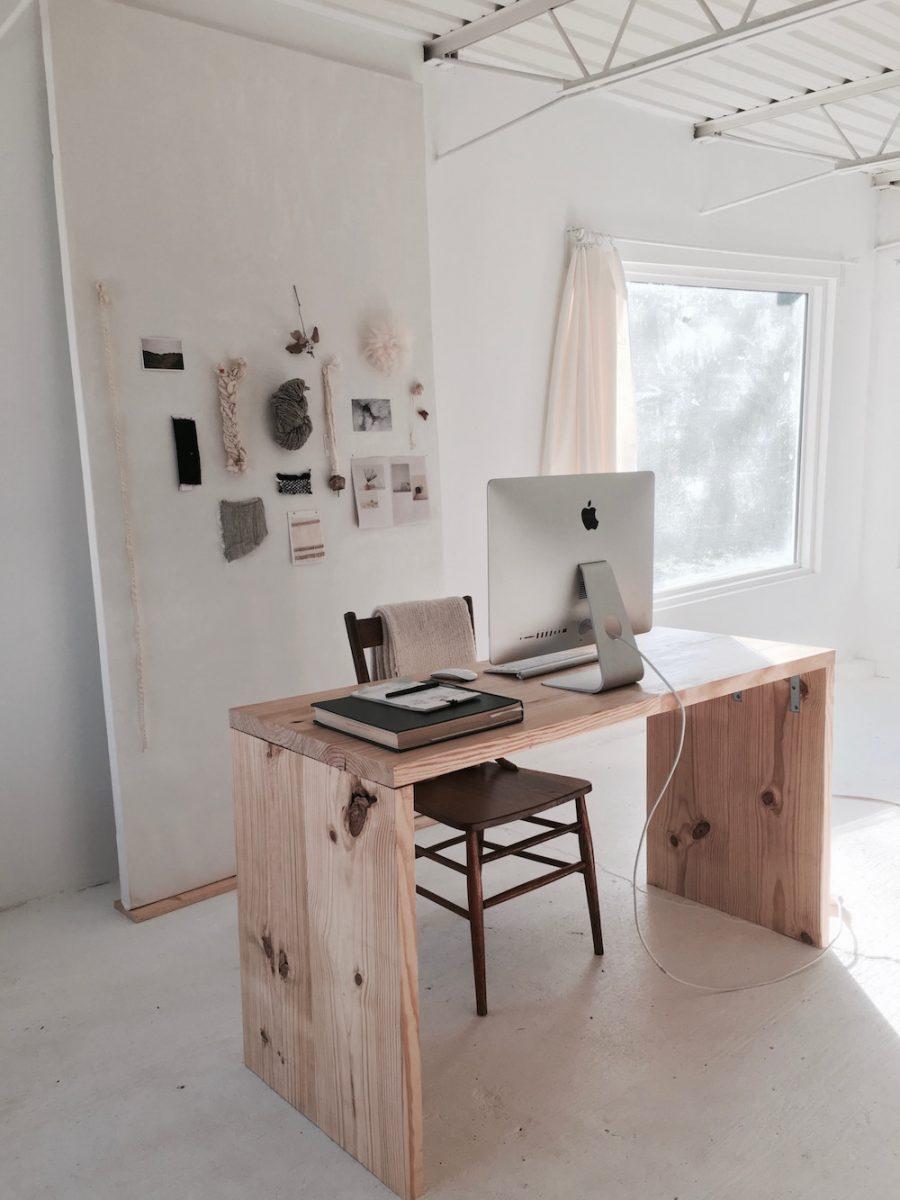 Angolo studio for Scrivania per studio