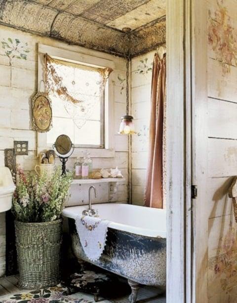 bagno rustico 8
