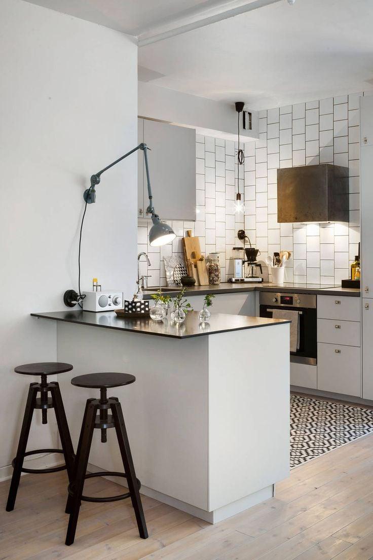 Mobili Per Cucina Piccola 50 esempi di cucine piccole