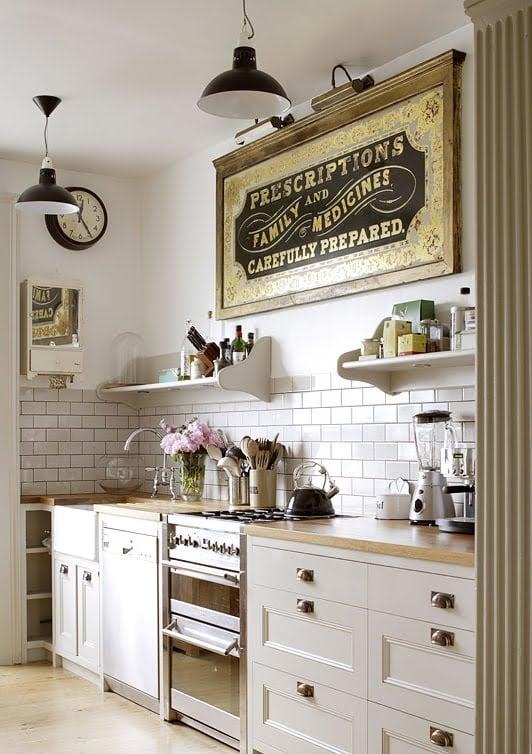 cucina vintage 31